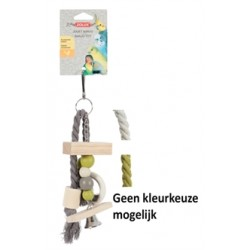 HAPPY PET NATURE FIRST SPEELGOED PAPEGAAI PINE CONE SURPRISE 50X11X11 CM